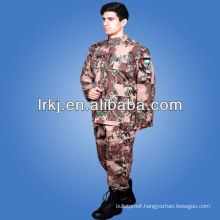 Training military uniform clothing