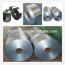 Bande d'aluminium / bobine pour isolation Série 3000 avec bonne qualité