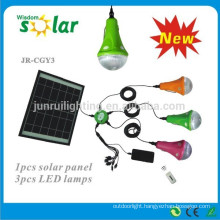 CE&Patent portable LED solar camping light