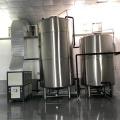 Minibrauereiausrüstung für Brewpubs