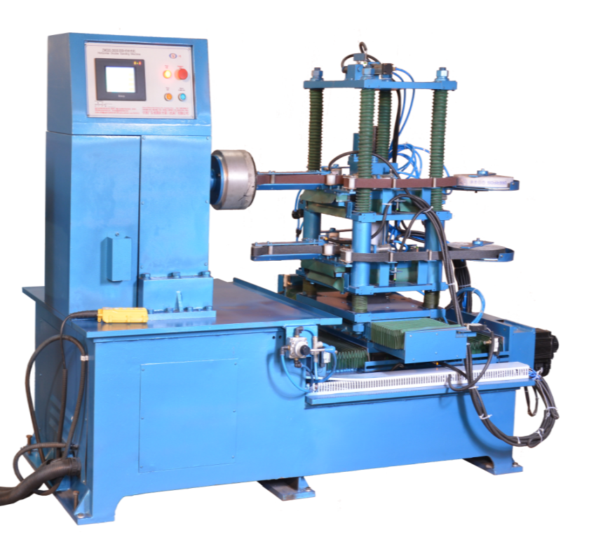 Sand Belt Polishing Machine