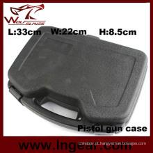 Nos exército estilo 32cm polícia pistola arma Kit de ferramenta Case