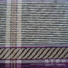 Tela tecida de Upholstery do jacquard Chenille