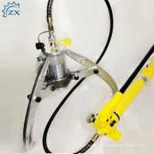 Extrator hidráulico normal da engrenagem da maxila da integral 3