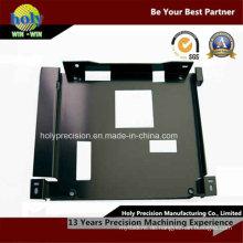 CNC-Bearbeitungs-Computer-Hardware mit dem Stempeln des Produktes