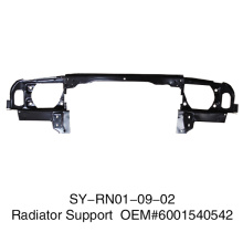 Radiator support for RENAULT/DACIA LOGAN 2004-2012