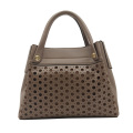 Damen Grey Crossbody Tote Hobo Beuteltaschen