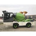 Camión caliente del mezclador concreto del uno mismo-cargamento de la venta 4CBM
