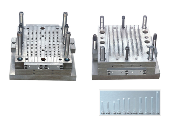 needle cap mould