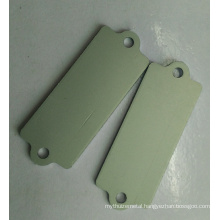 High Quality Stamping Parts Metal Sheet with Protective Film