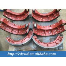 Terex tr50 front brake shoe,shoe brake 9380214