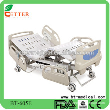 Electric Five Function ICU Medical Bed with CPR