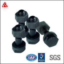 Parafuso de aço carbono personalizado g8.8