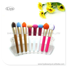 New Wooden Professional Make Up Brushes Personalized Makeup Brush