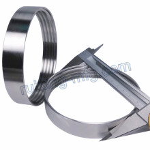 Stainless Steel Ring Aluminum Circle Turning
