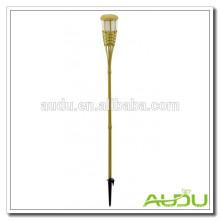 Audu Outdoor Garden Manufacture Bamboo Torch/flexible torch