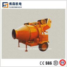 Mobile Concrete Cement Mixer 350L Capacity
