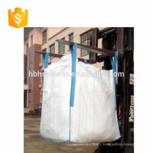 grand FIBC jumbo gros sac en vrac pp sac pour matériau de construction