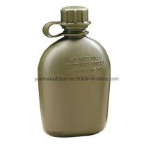Garrafa de água militar com HDPE de alta qualidade
