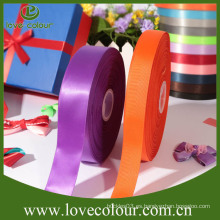 Cinta personalizada al por mayor, cinta púrpura al por mayor barata