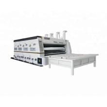 water ink print slot machine for corrugated box