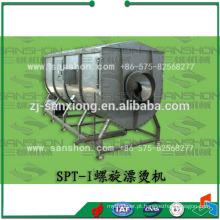China Anéis de calamar Blanching Machine, Blanching Equipment, Blancher