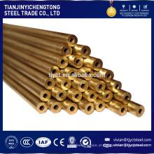 Preço barato tubo de latão 70mm tubo de cobre Preço barato tubo de latão 70mm tubo de cobre