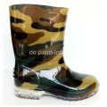 PVC Injection Regen Stiefel