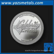 custom silver coins
