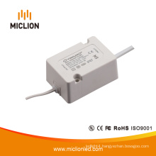 6W Waterproof LED Power Adapter with Ce