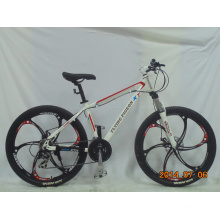 Magnesium Alloy One Piece Wheel Mountain Bicycle (FP-MTB-A073)
