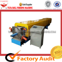 YUFA Downspout Metal Sheet Aluminium Profile Making Machine