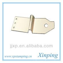 Pièces métalliques personnalisées d'éclats métalliques
