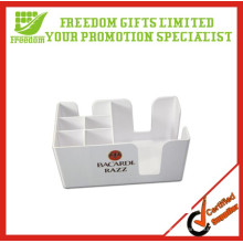 Cheap Printed Custom Promotional Bar Napkin Caddy