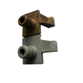 ISO9001:2008 passed OEM Precision steel investment casting parts