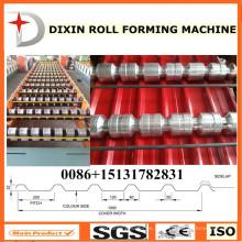 Dixin 1000-32 Профилегибочная машина для кровли с высоким качеством