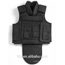 NIJ IIIA Aramid kevlar corpo inteiro à prova de balas armadura macio colete à prova de balas tático