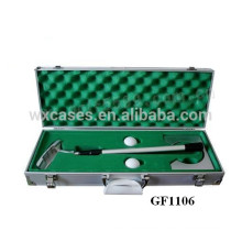 high quality portable aluminum case for golf set wholesales