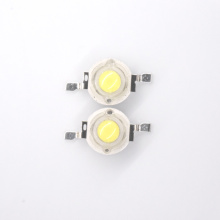 High Power 6000K vit LED 110lm 350mA