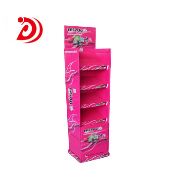 Candy-Papier Stock Display steht