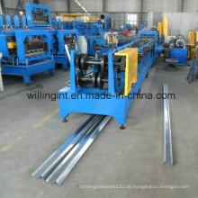 Hohe Qualität C-Pfetten-Stahlbolzen-Pfetten-Maschinen-SPS-Steuerung