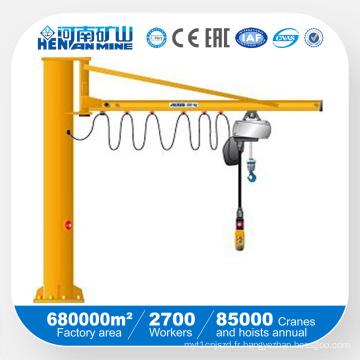 Fournisseur professionnel de grues à flèche au sol (BZD)