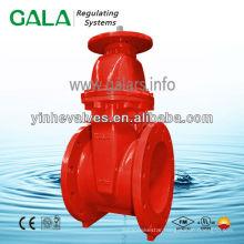 NRS metal seated gate valve