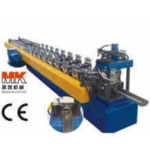 Nuevo rollo hidráulico del marco de puerta del acero del estilo que forma la maquinaria