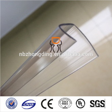 100% bayer virgin polycarbonate sheet accessories