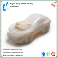 Factory price vacuum forming soft silicone rubber car model rapid prototype