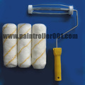 """7""""Us Wire Cage Microfiber Paint Roller Cover"""
