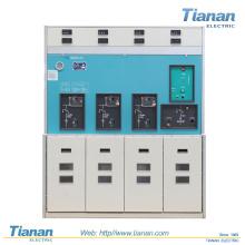 24kV 22KV Gasisolierte RMU Schaltanlage Ring Hauptgerät (XGN58-24)