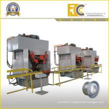 Tubeless Rim Small Roll formant la ligne de production Hydraulic Machine