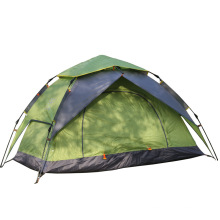 Wholesale camping Waterproof Windproof And Suns Automatic Pop Up Roof outdoor camping tent